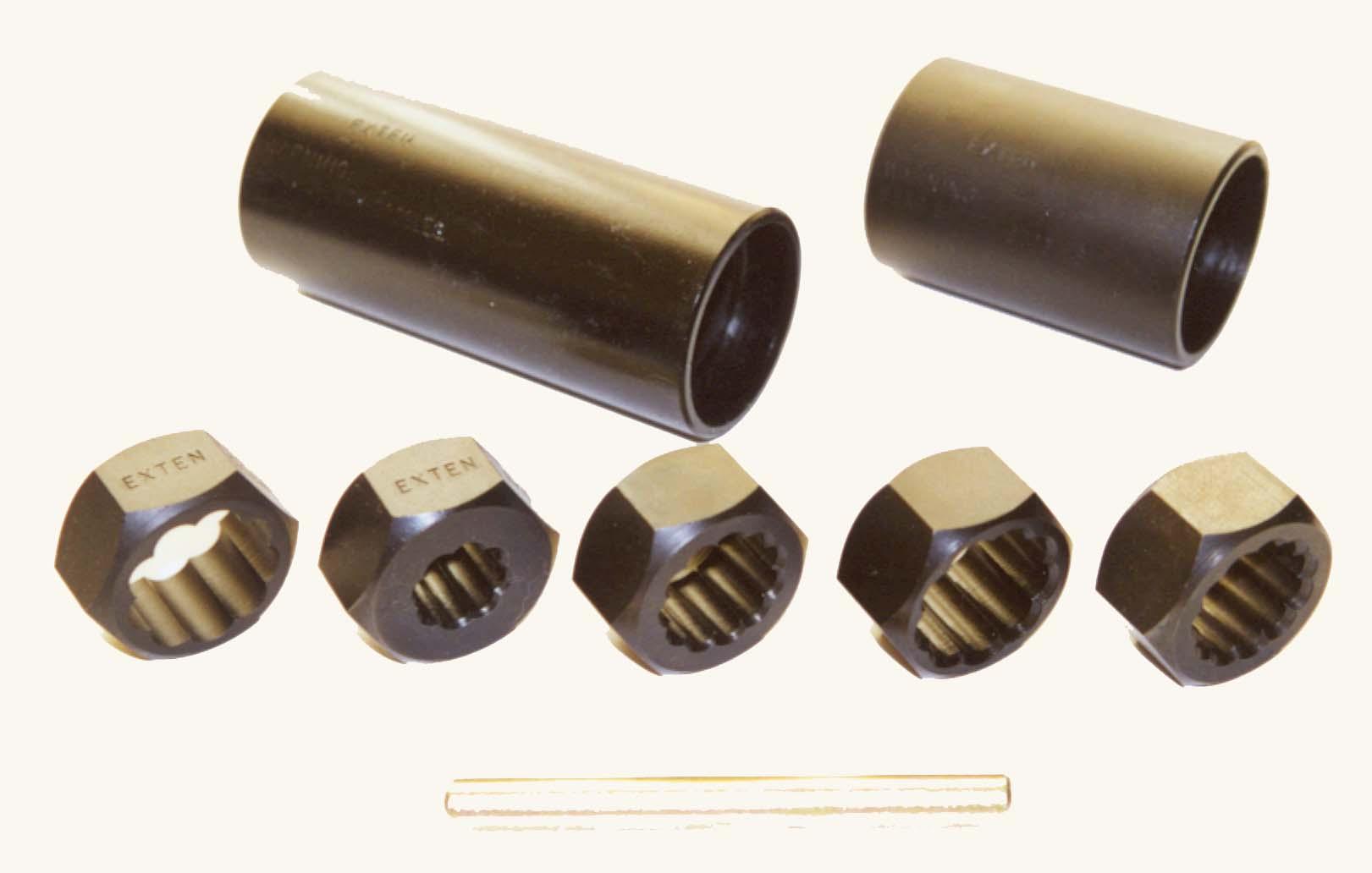 Exten, INC  - Exten's Lug-Off Tools